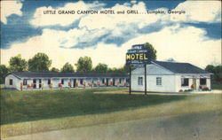 Little Grand Canyon Motel and Grill