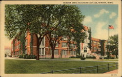 Winona State Teachers College