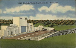 The Lake Wales Ampitheater