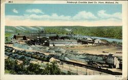 Pittsburgh Crucible Steel Co. Plant