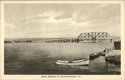 Draw Bridge at Chincoteague