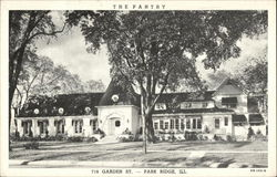 The Pantry, 718 Garden St Postcard