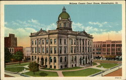 McLean County Court House
