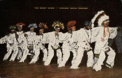 The Ghost Dance - Koshare Indian Dancers