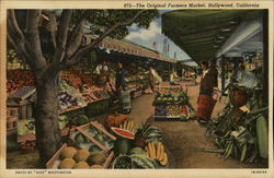 The original farmer's market