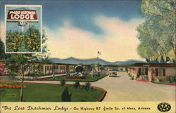 The Lost Dutchman Lodge