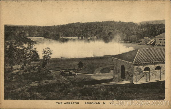 The Aerator Ashokan New York