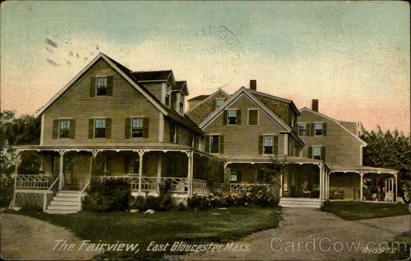 The Fairview East Gloucester Massachusetts