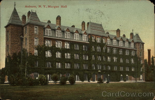 Morgan Hall Auburn New York