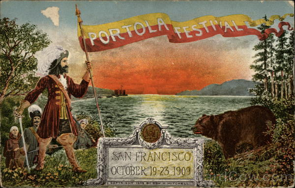 Portola Festival San Francisco California Exposition