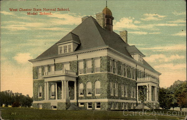West Chester State Normal School, Model School Pennsylvania