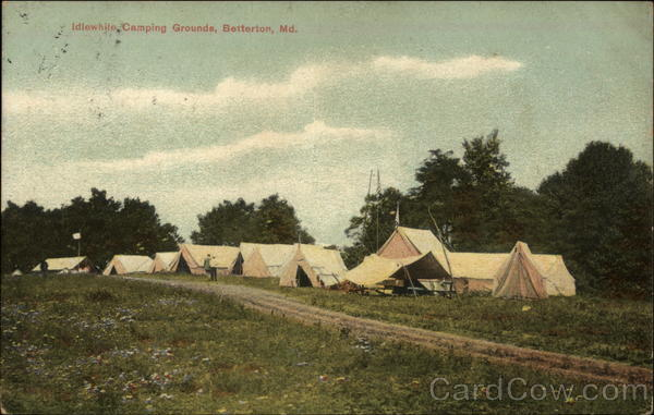 Idlewhile Camping Grounds Betterton Maryland