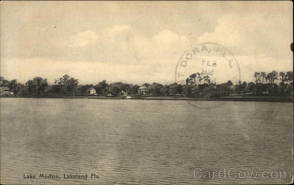 Lakeside View - Lake Morton Lakeland Florida