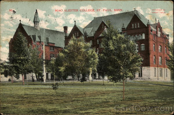 MacAlester College St. Paul Minnesota