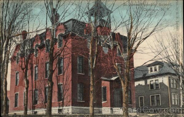 St. James Parochial School Carthage New York
