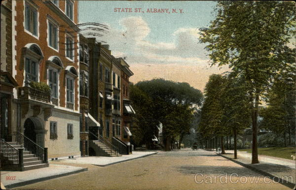 State St Albany New York