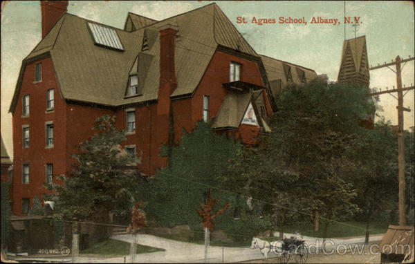 St. Agnes School Albany New York