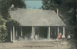Camp Twilight, Lake Warren