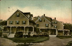 The Fairview Postcard