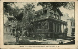 Mary Jane Holmes Residence