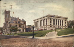 Post Office and County Building