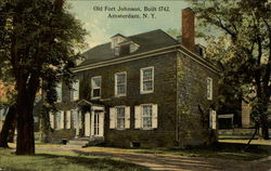 Old Fort Johnson, Built 1742