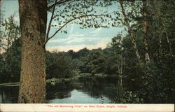 The Old Swimming Hole on Deer Creek