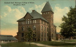 Hubbell Hall, Michigan College of Mines