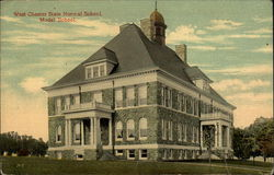 West Chester State Normal School, Model School