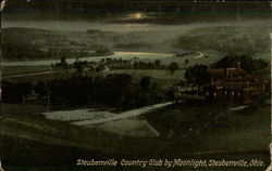 Steubenville Country Club by Moonlight