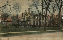 Home of William H. Seward