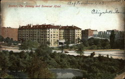 The Fenway and Somerset Hotel