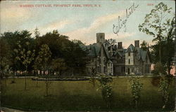 Warren Cottage, Prospect Park