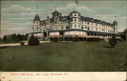 Buena Vista Hotel, Blue Ridge Mountains