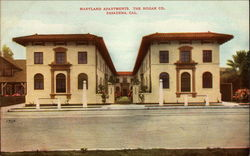 Maryland apartments, The Hogan Co