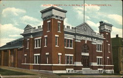State Armory Postcard