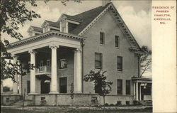 Residence of Warren Hamilton