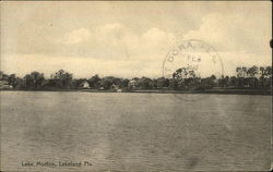 Lakeside View - Lake Morton