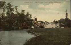 The Flats and Bank, Bennett Homestead