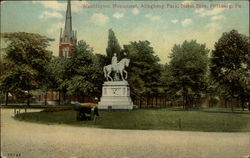 Washington Monument, Allegheny Park, North Side