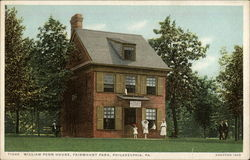 William Penn House, Fairmount Park