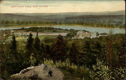 West Point From Fort Putnam