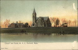 Chapel and Pond M.A.C