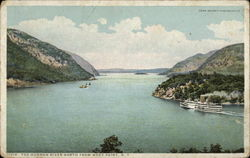 The Hudson River from West Point