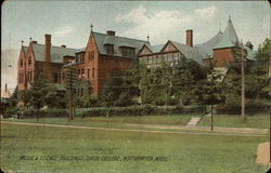 Music & Sience Buildings, Smith College