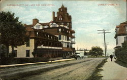 Narragansett Ave. and Bay View Hotel