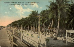 Florida East Coast Railway, Key West Extension Fishing Camp