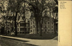 Emma Willard Seminary Buildings