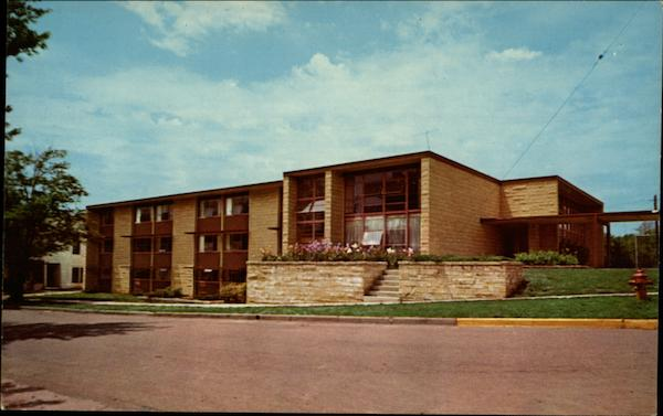 New Residence Hall for Men, Southwestern College Winfield Kansas