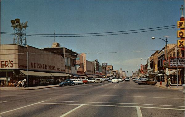 Santa Fe Street Salina KS